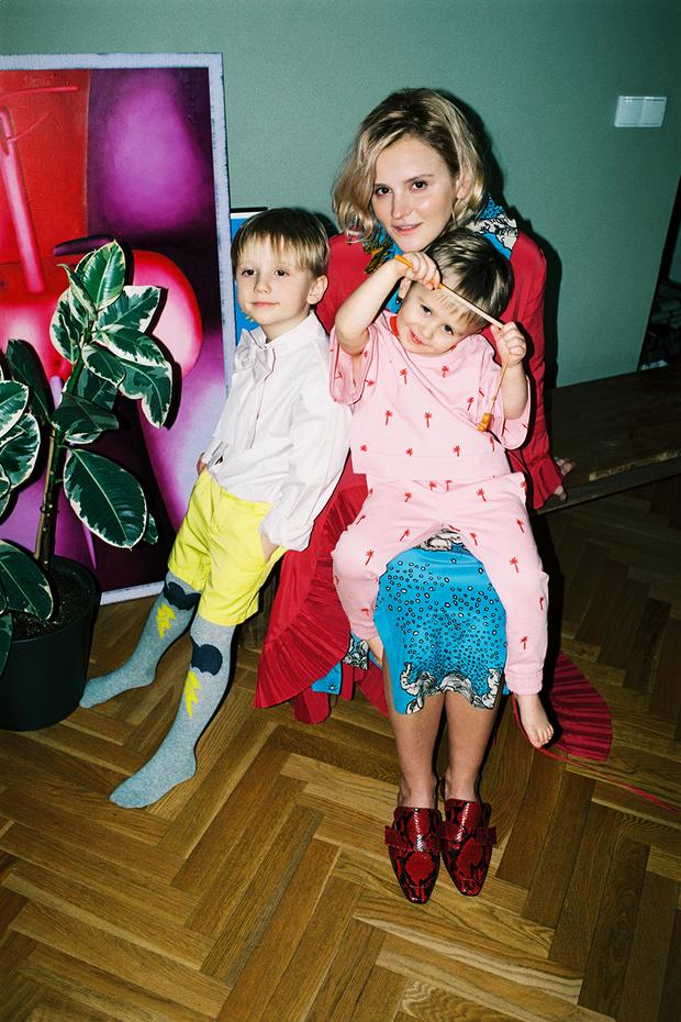 Кулинарный влогер Ира Лукинова — о том, что не бывает идеальных мам и одинаковых детей (фото 11)