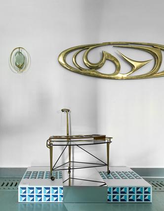 Выставка Gio Ponti & Amici в галерее дизайна MIRRA (фото 6.1)