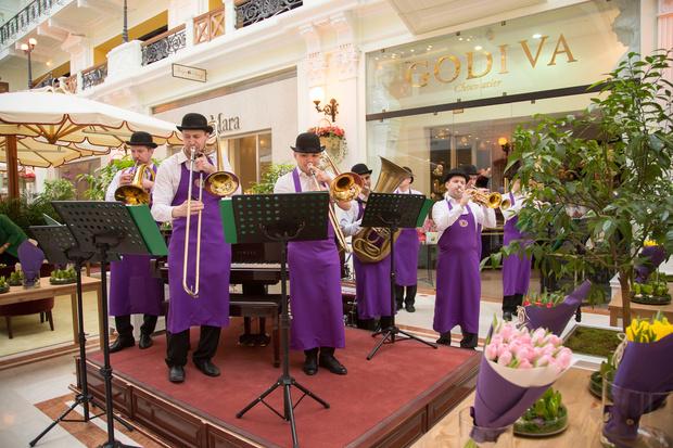 В «Петровском Пассаже» пройдет ежегодный цветочный базар (фото 1)