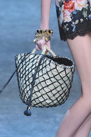 Показ Dolce & Gabbana коллекции сезона Весна-лето 2010 года Prêt-à-porter - www.elle.ru - Подиум - фото 117780