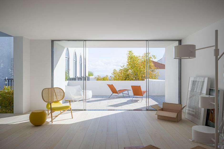 В гостях у Майкла Фассбендера: новый дом звезды в Португалии | галерея [1] фото [6]