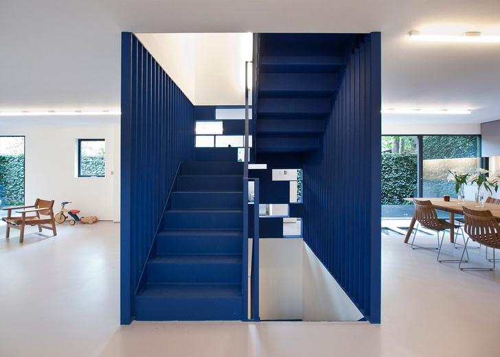 Топ-10: самые необычные дизайнерские лестницы фото [16]