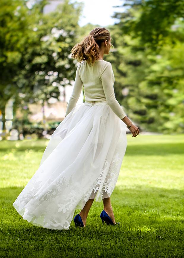 Оливия Палермо свадебное фото