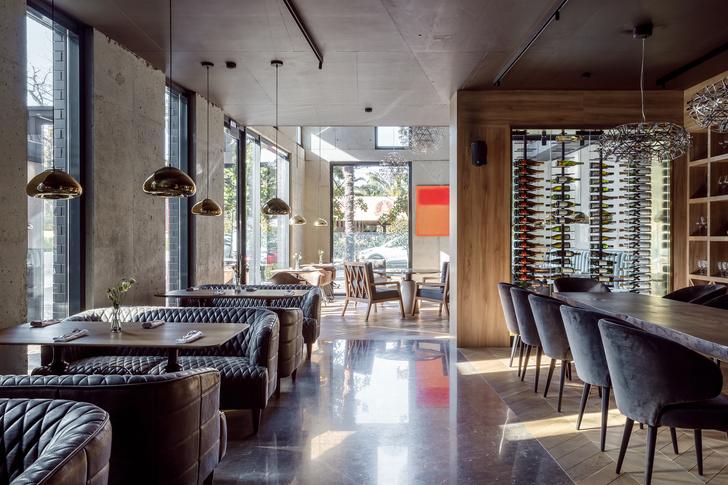 """Ресторан """"Nabokov"""" открылся в историческом месте в Сочи (фото 3)"""