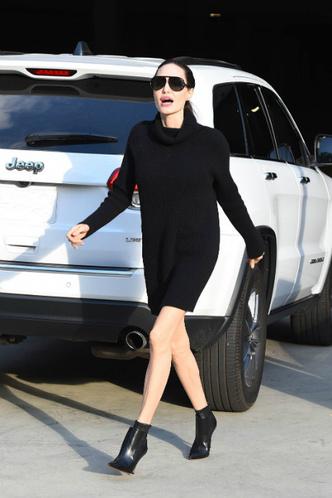 Анджелина Джоли фигура