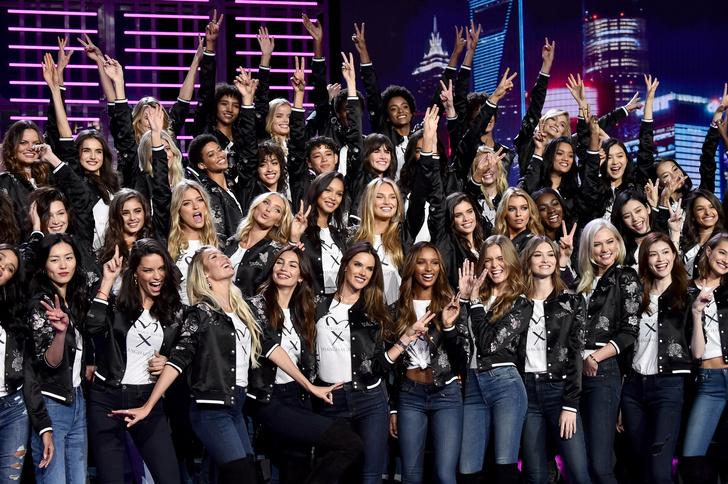 55 моделей, которые будут участвовать в шоу Victoria's Secret 2017 (фото 1)