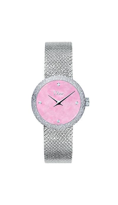 Часовая коллекция La D de Dior пополнилась новинками (галерея 3, фото 1)