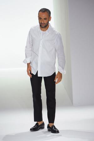 Показы мод Calvin Klein Весна-лето 2012 | Подиум на ELLE - Подиум - фото 1987
