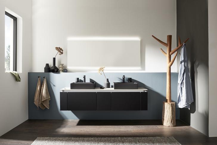 Компания Nolte представила первую коллекцию для ванной (фото 1)
