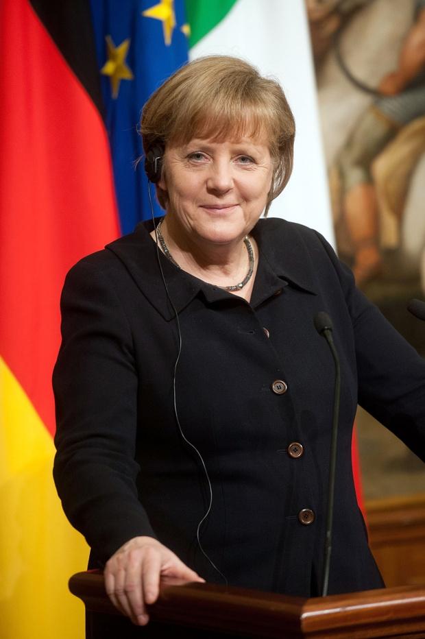 Ангела Меркель: фото