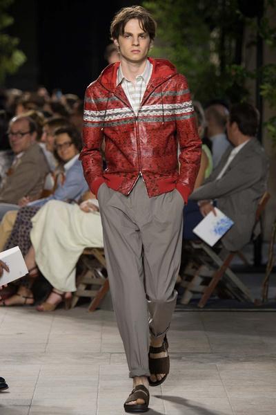 Неделя мужской моды в Париже: лучшие показы | галерея [8] фото [20]