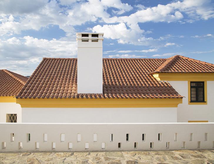 Отель по проекту Пьера Йовановича в 200-летней винодельне (фото 19)