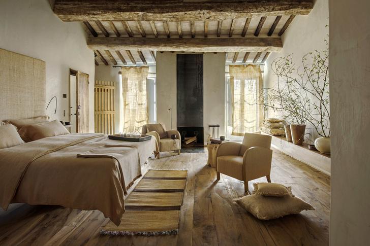 Monteverdi Hotel: бутик-отель в старинной тосканской глубинке (фото 0)