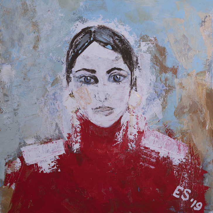 Выставка Елены Сотниковой в Oli Oli Gallery (фото 6)