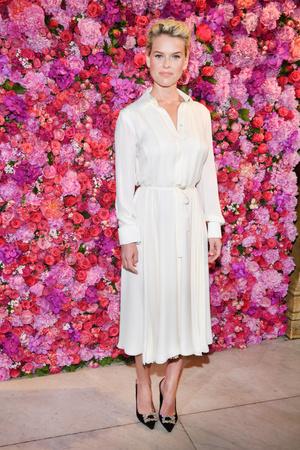 Звезды на показе Schiaparelli Couture в Париже (фото 5.2)