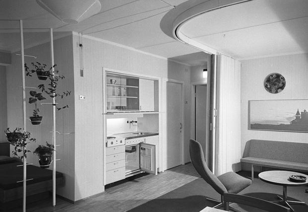 Машина для жилья: от Бруно Таута и Ле Корбюзье до наших дней (фото 23)