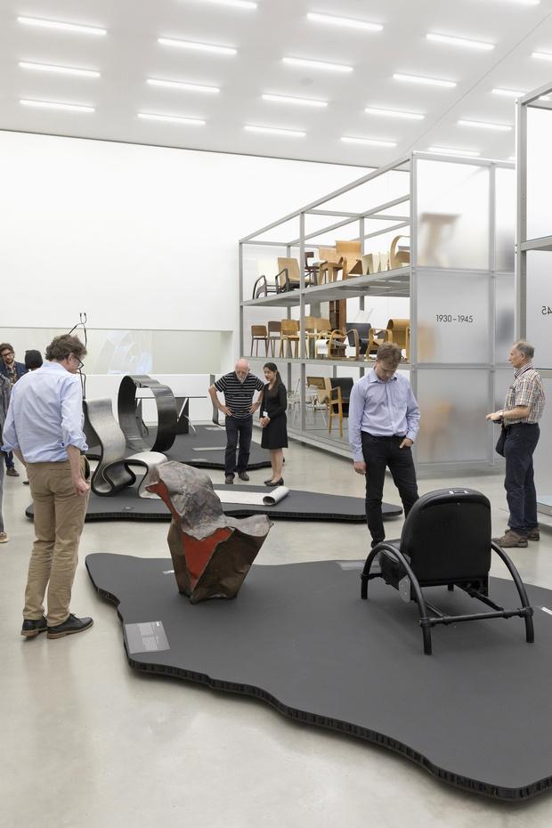 Выставка Рона Арада (фото 7)