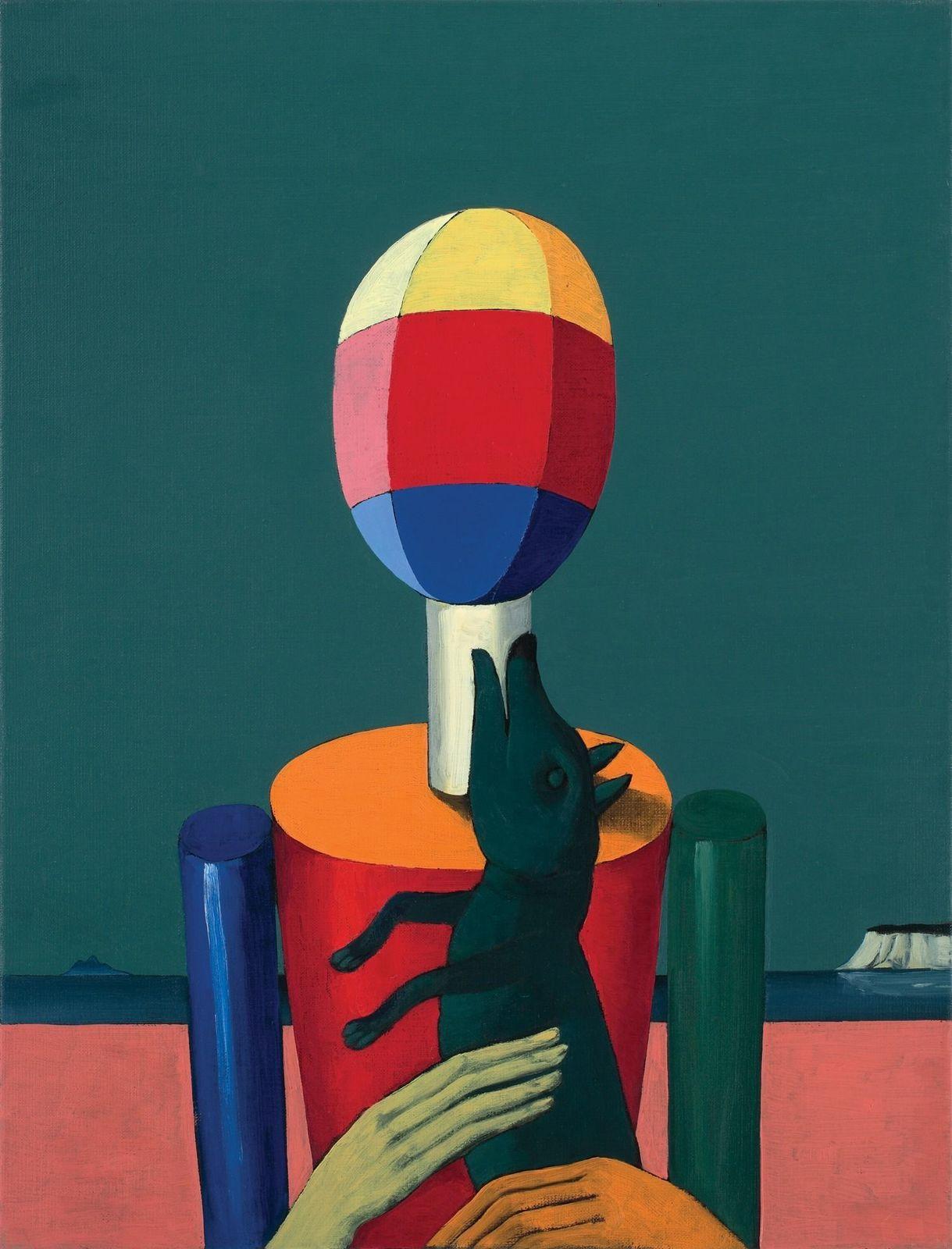 В «Гараже» открывается выставка Виктора Пивоварова   галерея [1] фото [1]
