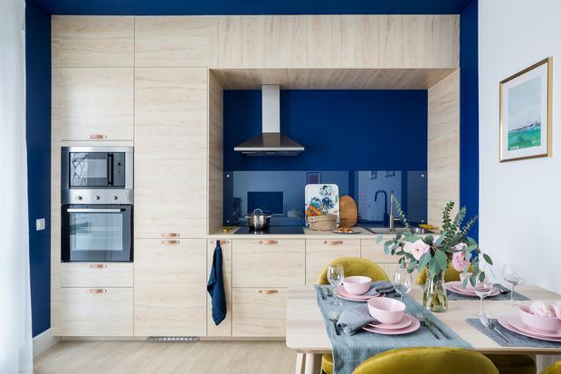 Квартира 49м²: проект Ульяны Скапцовой (фото 5)