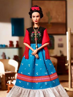 Сальма Хайек раскритиковала куклу Barbie в образе Фриды Кало (фото 3)