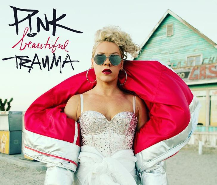 Пинк – Beautiful Trauma
