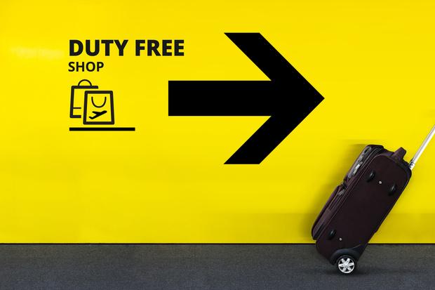 duty free фото