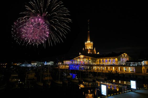 Звездные гости вечеринки в честь открытия «Кинотавра» (фото 5)