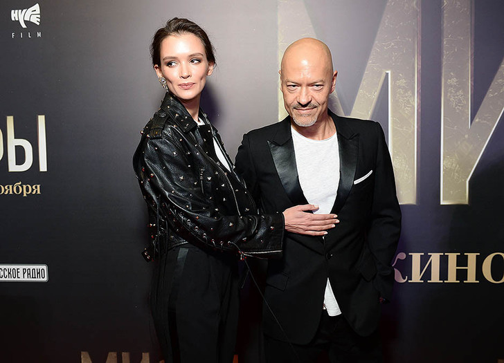 Паулина Андреева и Федор Бондарчук на премьере фильма «Мифы» фото [2]