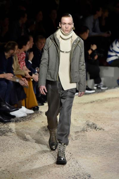 Главное, что случилось на Неделе мужской моды в Париже (галерея 1, фото 0)