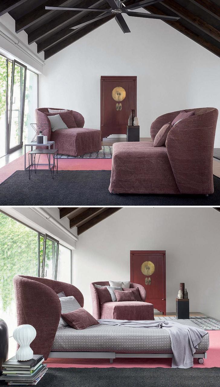 Топ-10: Лучшие диваны-кровати для нежданных гостей (фото 4)