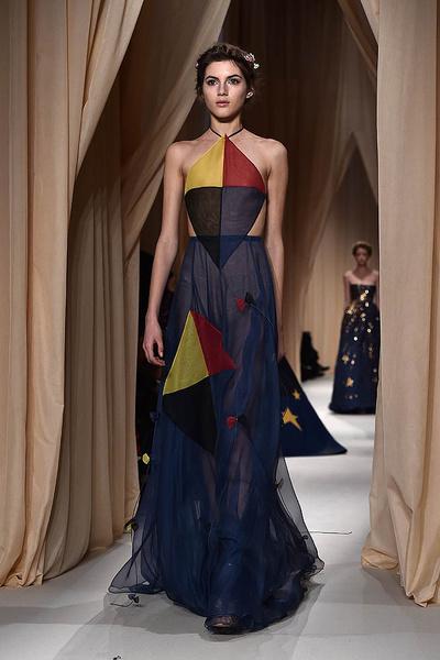 Показ Valentino Haute Couture   галерея [1] фото [32]