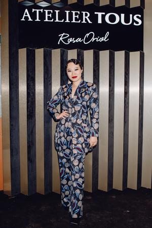 Светлана Бондарчук, Ян Гэ и другие гости показа коллекции высокого ювелирного искусства Atelier TOUS Rosa Oriol (фото 0.2)