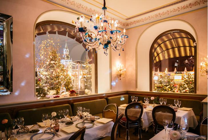 Новый год в Bosco Café (фото 1)