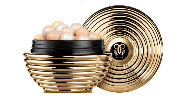 Все на бал: рождественская коллекция макияжа Guerlain Gold Ball фото [1]