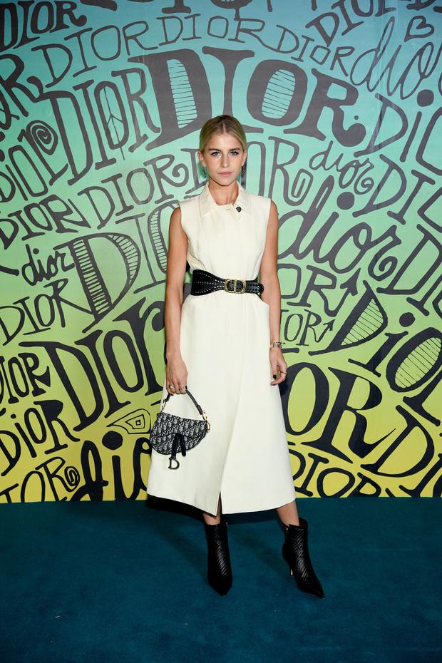 Винни Харлоу, Ким Кардашьян и другие гости показа Dior (фото 4)