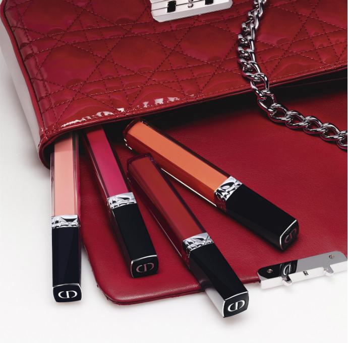 Коллекция блесков для губ Rouge Brillant от Dior