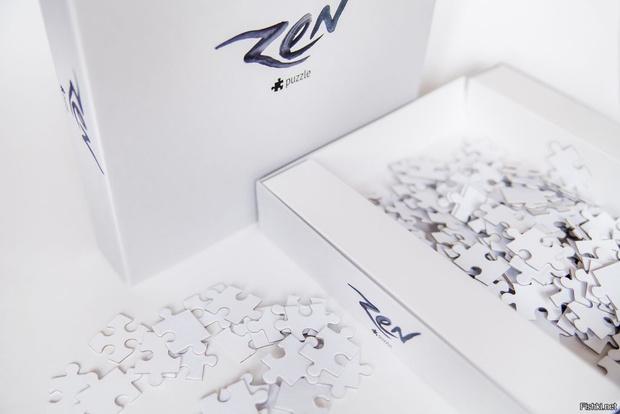 Пазл недели, или «Настоящий ад» на столе: головоломка из двух тысяч белых кусочков (фото 5)