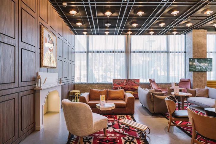 Отель Ibis Styles в Сараево (фото 12)