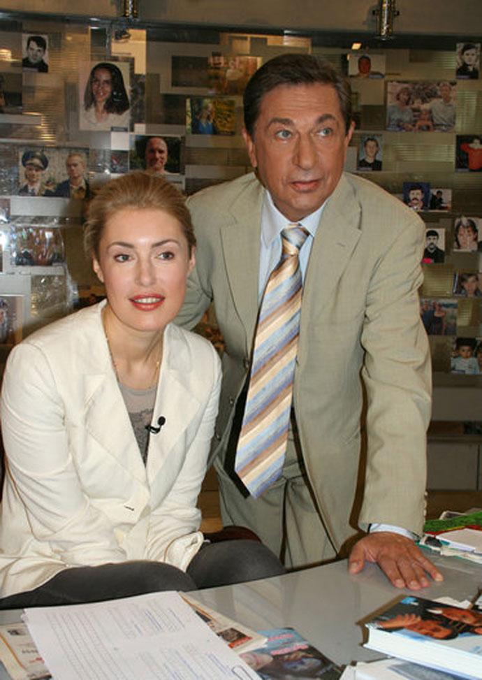 Игорь Кваша и Мария Шукшина