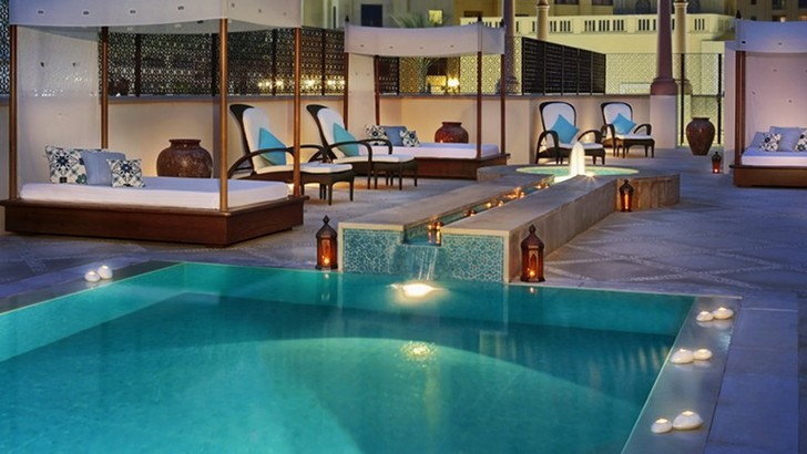 Ritz-Carlton Spa, Дубай