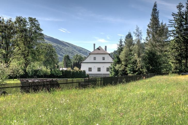 Сельский отель в Чехии (фото 0)