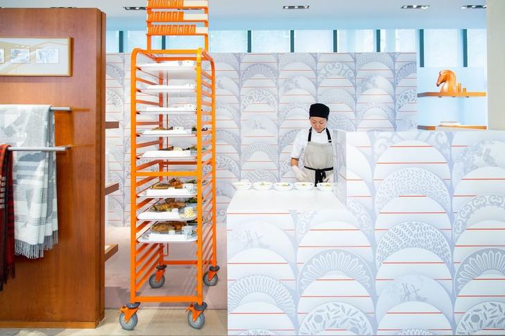 Hermès представил коллекцию посуды (фото 4)