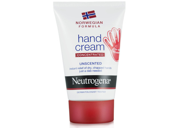 Крем для рук без запаха, Neutrogena