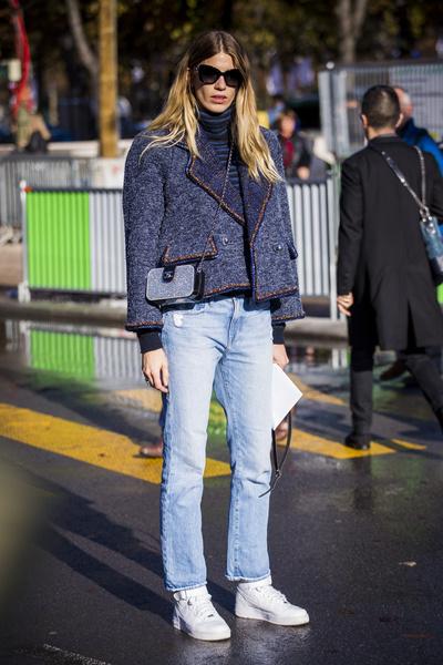 7 модных способов носить деним в этом сезоне (галерея 18, фото 6)
