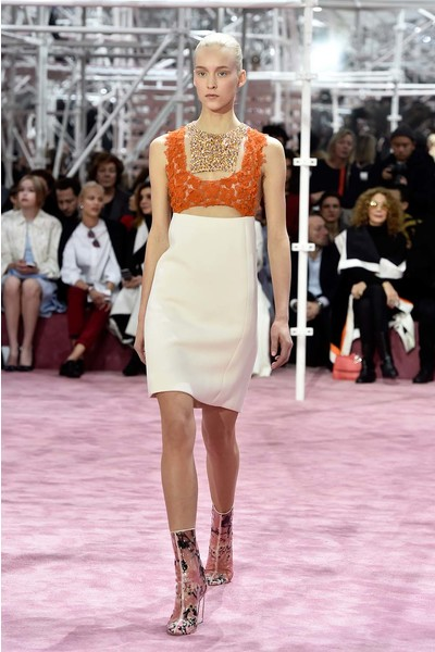 Показ Dior Haute Couture | галерея [1] фото [12]