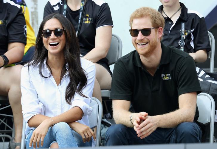 Подробности свадьбы принца Гарри и Меган Маркл фото [1]