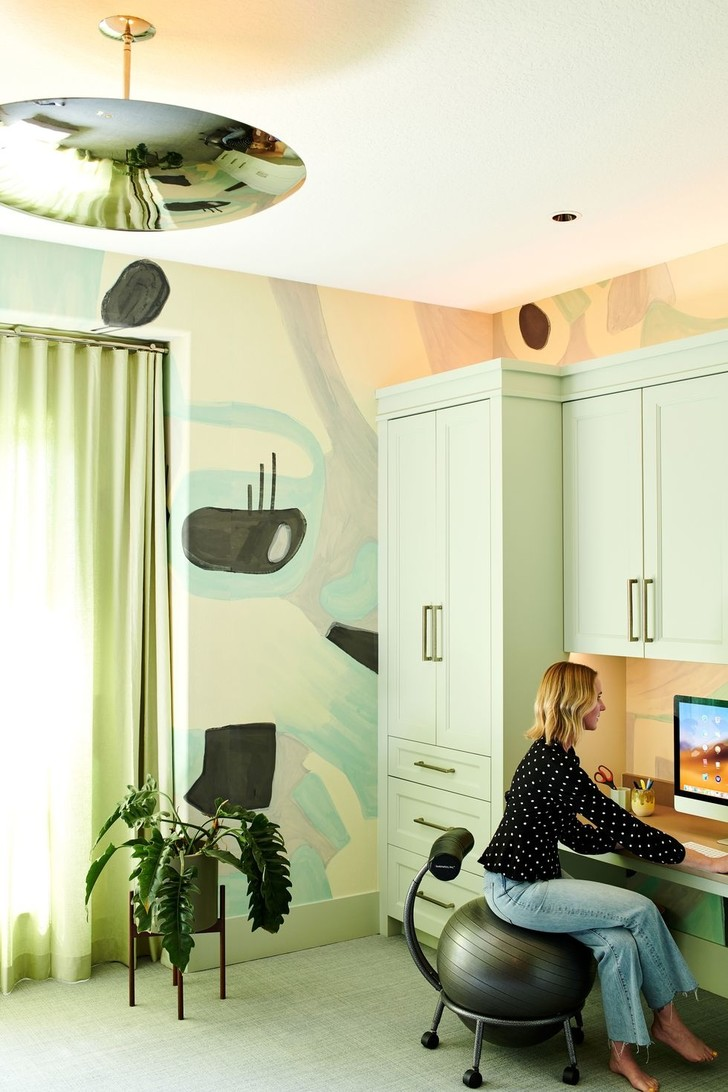 Квартира в стиле 70-х (фото 11)