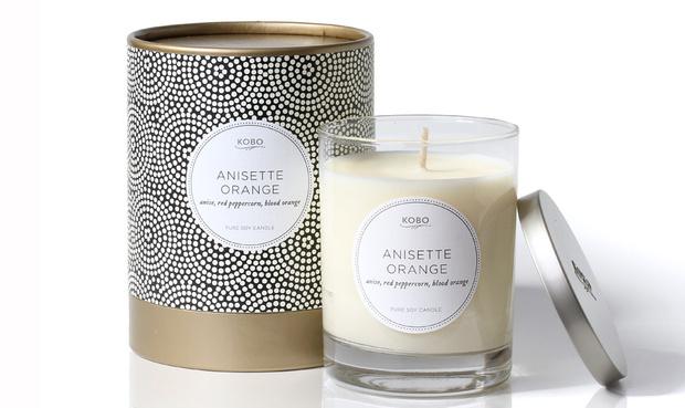 Свеча Anisette Orange KOBO Candles