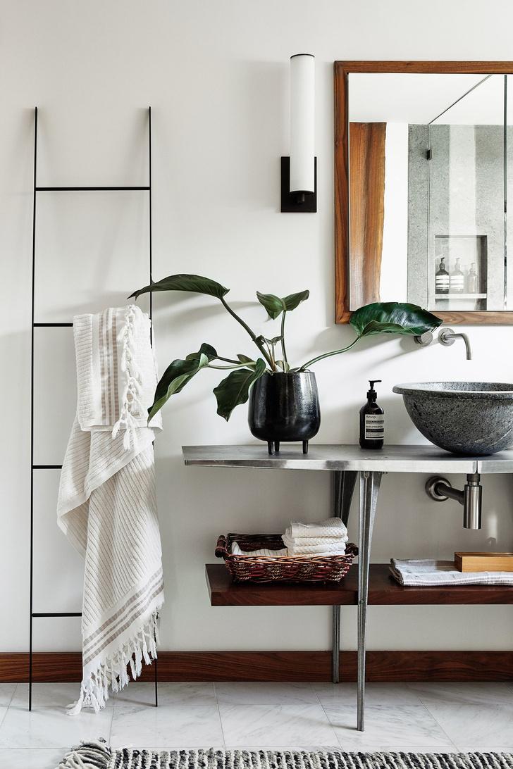 Уютная ванная комната: 10 приемов для идеального релакса (фото 40)
