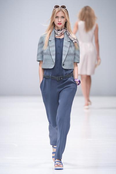 Неделя моды в Москве: обзор коллекций | галерея [3] фото [2]